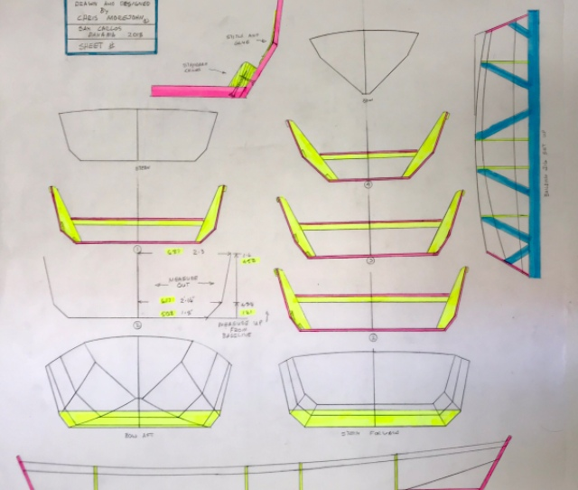 This Is The Dinghy For The Design I Am Almost Done With